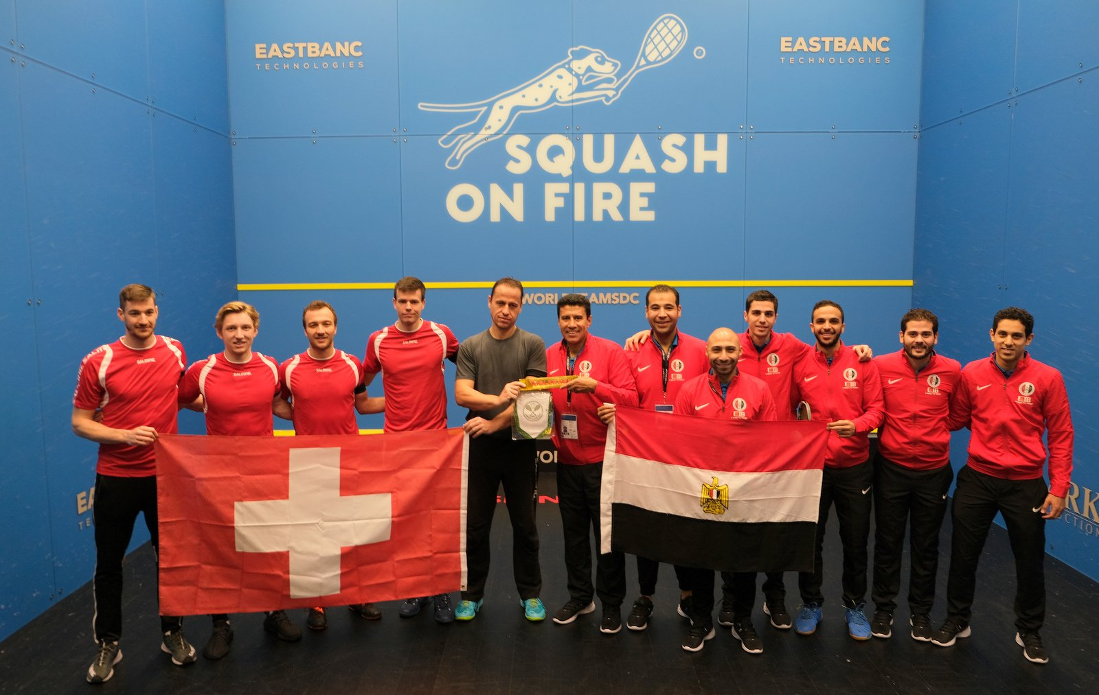 Team Switzerland Team Egypt