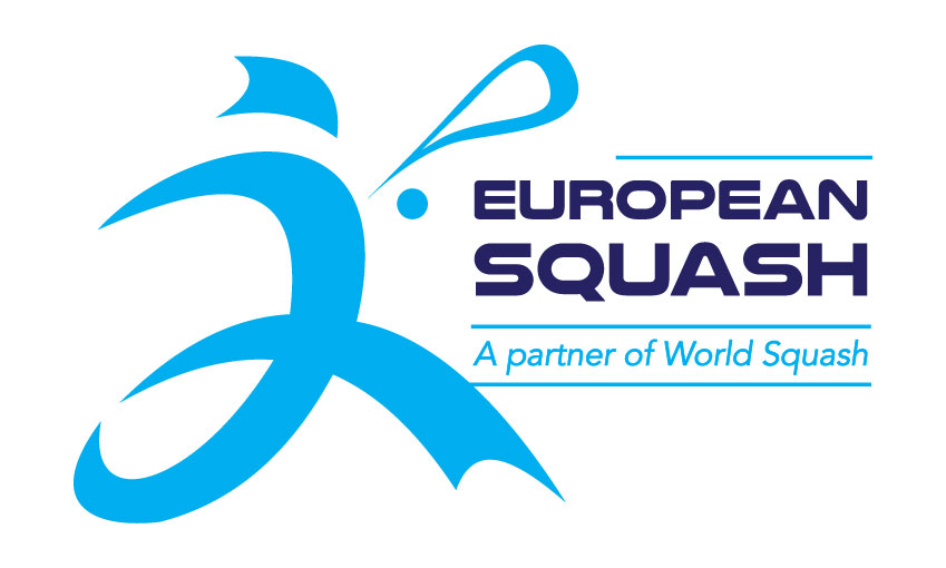 European Squash Logo Cyan Dark Blue Copy 002